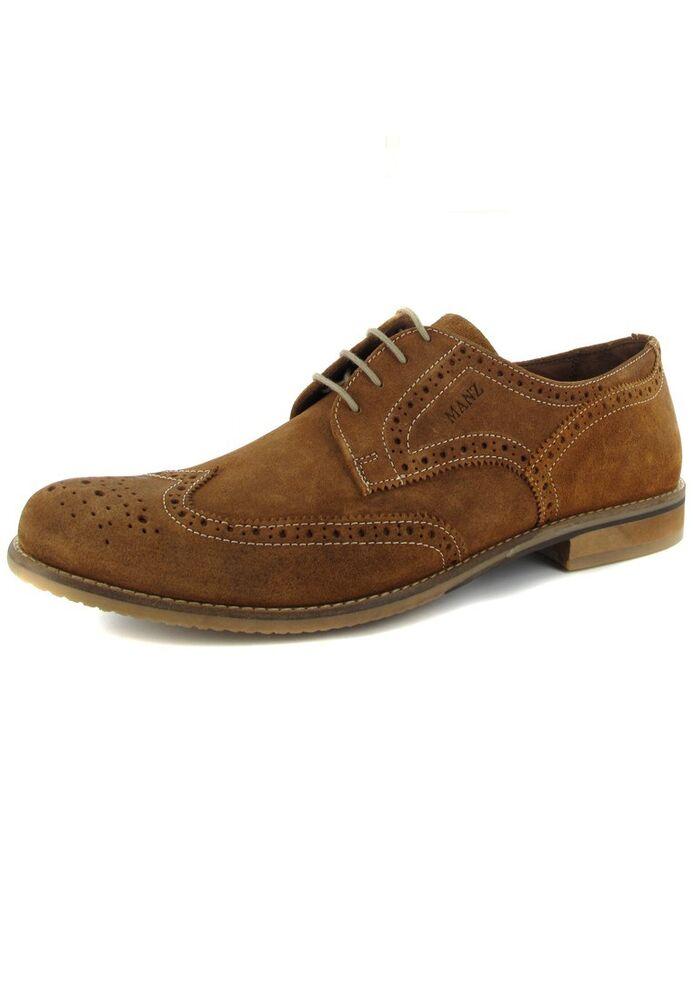 Allfinanz Basses Dans Grandes Tailles Grandes Chaussures Hommes Marron Xxl