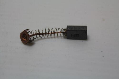 "Helwig 80 H619 ..250/"" x 375/"" x .750/"" Carbon Brush New"