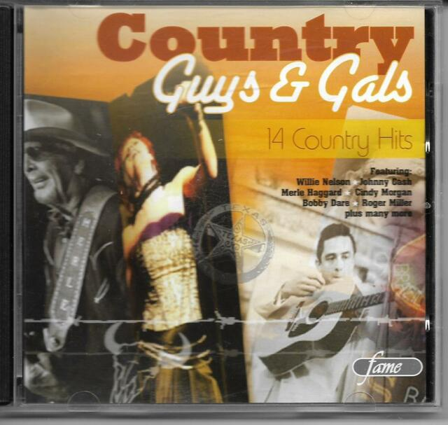 Country Guys & Gals 14 Country Hits (CD)