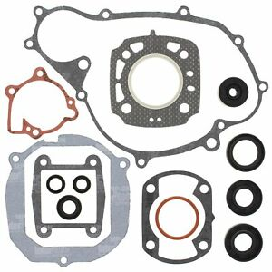 Details About Yamaha Yz 80 1986 1992 Complete Full Gasket Set With Seals Yz80
