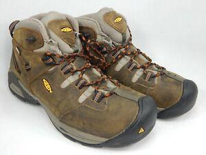 Keen-Detroit-XT-Mid-Size-12-2E-WIDE-EU-46-Men-039-s-WP-Soft-Toe-Work-Shoes-1020039
