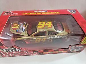 Racing-Champions-1-24-NASCAR-1998-Bill-Elliott-McDonalds-94-50th-Anniversary
