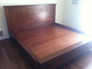 Pottery Barn Sumatra Bed Frame King Size Ebay