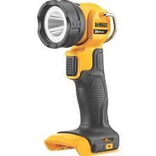 DEWALT 20V MAX Li-Ion LED Work Light DCL040 New Retail packaging- (Light only)