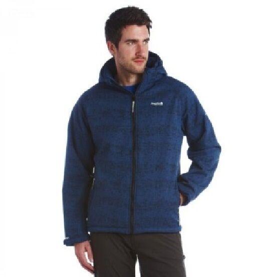 Regatta horquilla cálido alimentados señores Softshell chaqueta para el invierno PVP 119,95