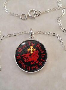 Dracula order of dragon vampire sterling silver 925 pendant image is loading dracula order of dragon vampire sterling silver 925 aloadofball Gallery