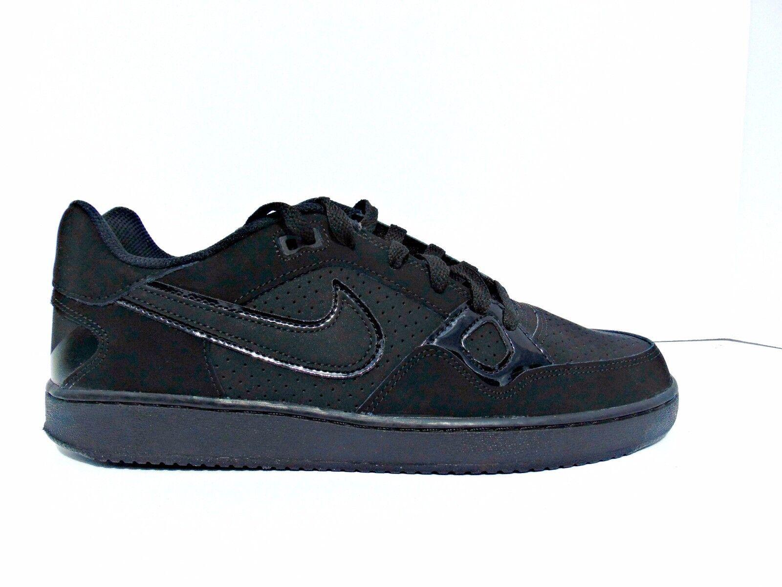 4b19d7bd22db Nike Nike Nike Son Of Force Low-Top Black Mens US Size 10 40008c ...