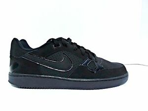 Nike Son Of Force Low-Top Black Mens US Size 10