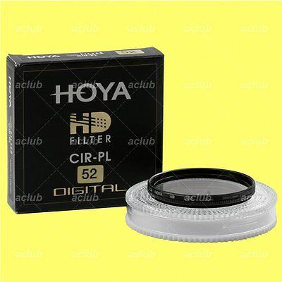 Genuine Hoya 52mm HD CPL Circular Polarizing Filter