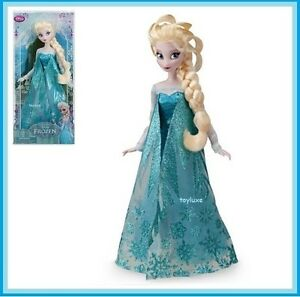 Disney-Store-Authentic-Frozen-ELSA-Classic-Collection-12-034-Doll-1st-Exclusive-NEW
