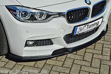 Spoilerschwert Frontspoilerlippe Cuplippe ABS BMW 3er F30 F31 M-Paket mit ABE