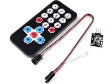 Ir Remote Control And Receiver Kit For Arduino Raspberry Pi Stm32 Esp8266
