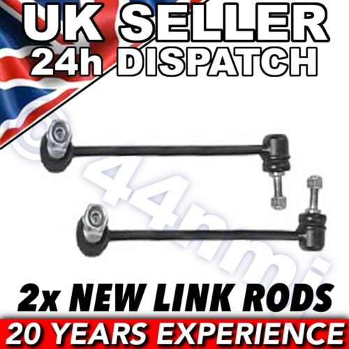 BMW E39 525 530 95-04 FRONT ANTI ROLL BAR LINK RODS x 2