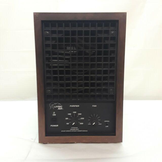 Living Air Purifier Ionizer Fan Model Xl 15s For Sale Online Ebay