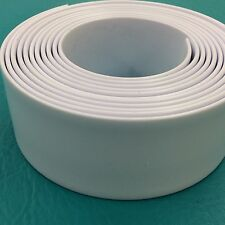 "10' Vinyl 2"" Chair Strap Strapping Outdoor Patio Lawn Furniture Repair White New"