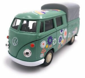 VW-Bulli-T1-Bus-Modellauto-Auto-LIZENZPRODUKT-Massstab-1-34-1-39