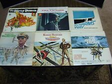 Collectible Vintage Lot Of 6 Vinyl LPs 33 RPM Records Sound Tracks