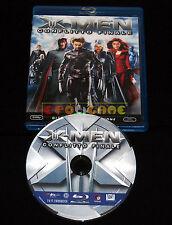 X-MEN CONFLITTO FINALE Blu Ray Italiano ••••• USATO