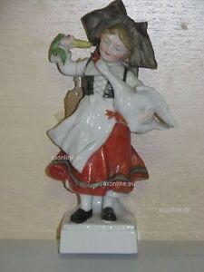 +# A002759_18 Goebel Archiv Muster Vase Elsässerin Mit Gans Le202 Krone Um Jeden Preis Goebel