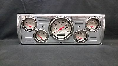 1941 1942 1943 1944 1945 1946 Chevy Truck 5 Gauge Dash Cluster Shark