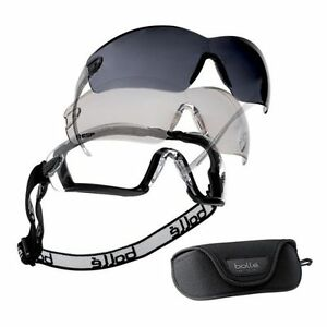 Bolle-Kitcobra-Cobra-Securite-Lunettes-Goggle-Kit-C-O-Different-Lentille