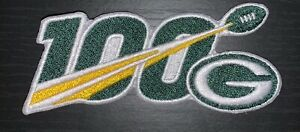 2019-GREEN-BAY-PACKERS-NFL-PATCH-100TH-ANNIVERSARY-SUPER-BOWL-54-FOOTBALL-STARR