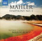 Mahler: Symphony No. 1 (CD, Sep-2012, Naxos (Distributor))