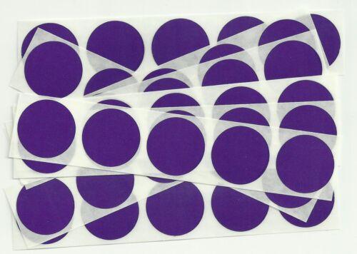 Wedding Birthday Hen /& Stag 50 x 1 Inch Round Purple Scratch Off Stickers