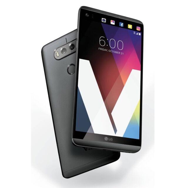 LG V20 H918 - 64gb TITAN Grey At&t Unlocked