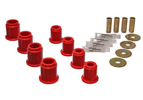 Energy Suspension 8.3115R Control Arm Bushing Set Fits 95-04 Tacoma