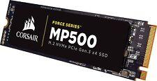 Corsair Force MP500 Series M.2 SSD 240GB Internal Drive (CSSD-F240GBMP500)