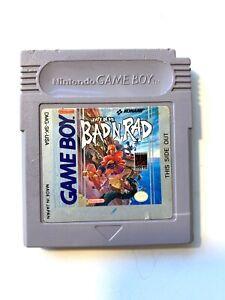 Skate Or Die: Bad N' Rad ORIGINAL NINTENDO GAMEBOY GAME Tested WORKING Authentic
