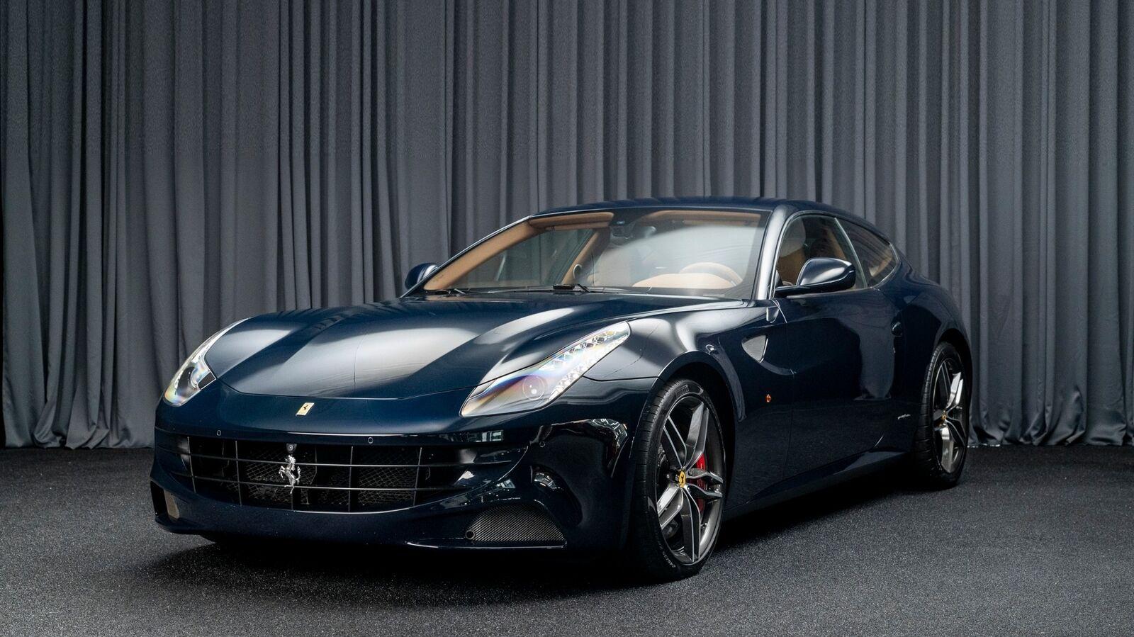 Ferrari FF 6,3 DCT 2d - 9.995 kr.