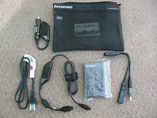 Genuine IBM LENOVO Ultraslim AC/DC CAR Adapter Thinkpad W500, X60/s, X60 Tablet,