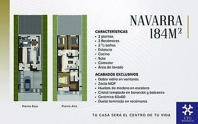 Casa en Venta en Rinconadas del Valle, Ciudad Juárez , 3 Recámaras