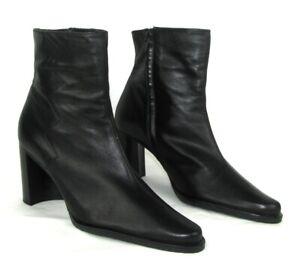STEPHANE-KELIAN-Boots-Heels-8-CM-Black-5-38-New-Dust-Bag