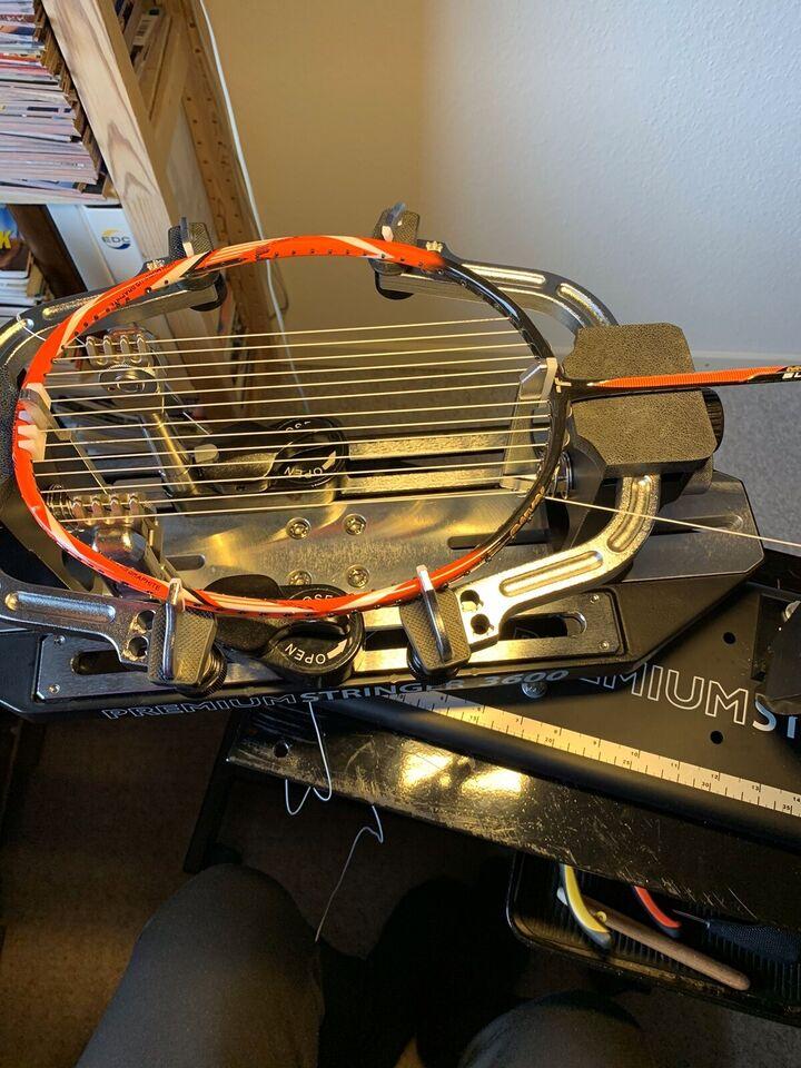 Badmintonketsjer