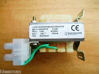 Teknik E1058141 Ens20739 Transformer 115v Primary 24v Secondary (292ma)