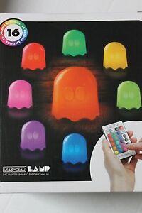 PAC-MAN-Ghost-LED-Lampe-mit-Fernsteuerung-Cool