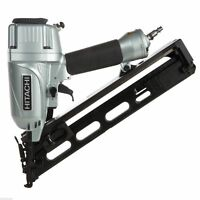 Hitachi 15-Gauge Roundhead Finishing Pneumatic Nailer