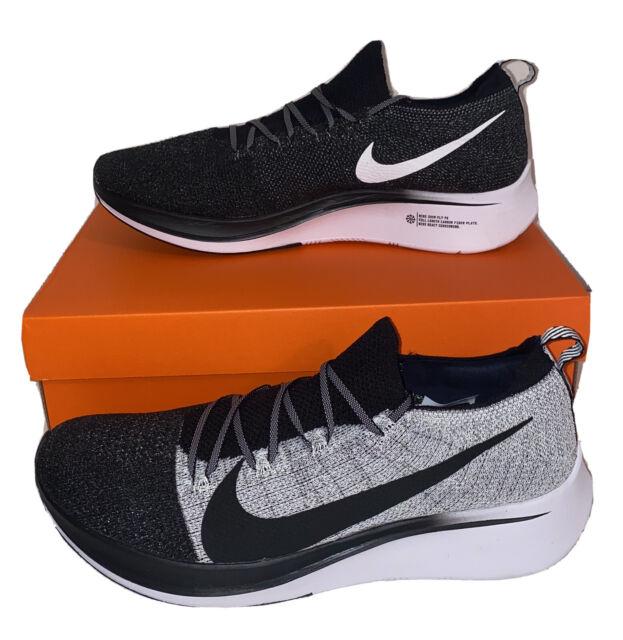 Nike Zoom Fly Flyknit Oreo Black White