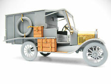 WWI US FORD Model T 1917 Truck Ambulance PE set for ICM 35661 1/35 RPM Resicast