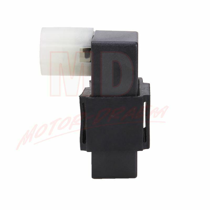 1x 6 Pin Motorcycle Cdi Ignition Timing Box For Honda Atc 110 200 200m 200s 200x