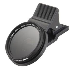 ZOMEI-37mm-Professional-Mobiltelefon-Kamera-Circular-of-Lens-CPL-fuer-iPhone