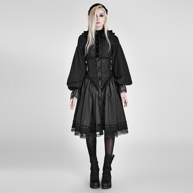 Pyon Pyon Melissa Rok -  Cape Gothic Victoriaans Lolita Dolly Kei Elegant LQ-075