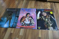 3 Michael Jackson Kalender Wandkalender Sammlung KING OF POP PROMO >>>>>