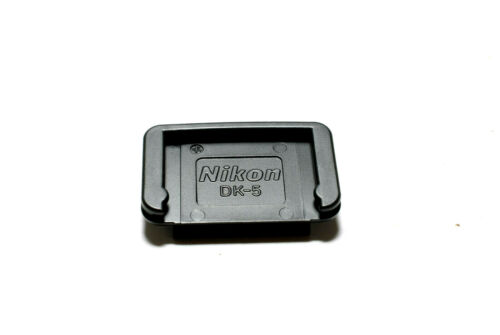 Nikon Okularverschlußkappe DK-5 für D7000 D300 D80 F80 eyepiece cap NEU