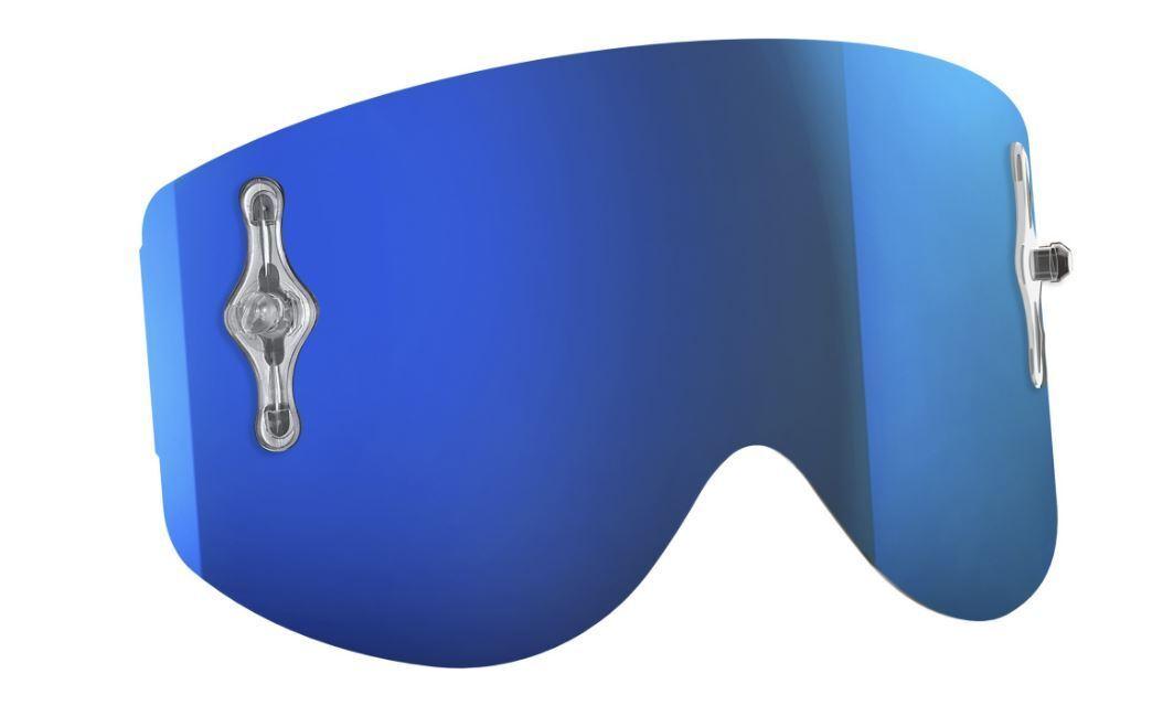 ORIGINAL Scott 80 SERIES Recoil XI recambio blue eléctrico cromo