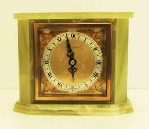 GREEN-ONYX-MARBLE-8-DAY-ELLIOTT-MANTLE-CLOCK-RETAILED-BY-MAPPIN-AND-WEBB