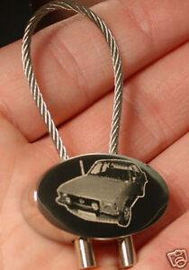 Auto & Motorrad: Teile Opel Rekord D Schlüsselanhänger Gravur Keyring *a B C Automobilia
